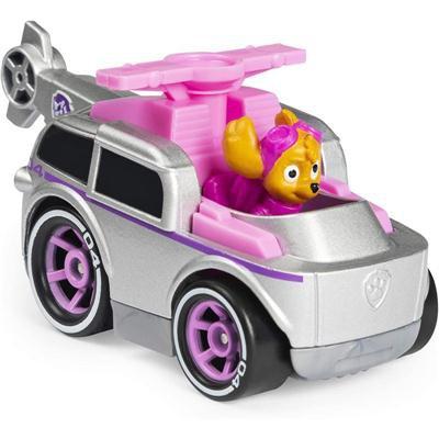 Psi Patrol - Chase i jego pojazd True Metal 201272-43013