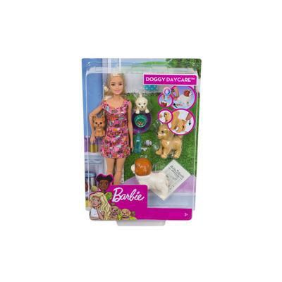 Lalka Barbie Oryginalna Opiekunka Piesków-45271