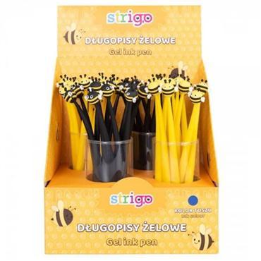 Długopis żelowy Pszczółka