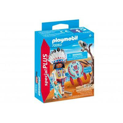 Playmobil - Wódz indian 70062-45627