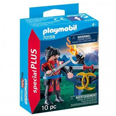 Playmobil - Azjatycki wojownik 70158-45634