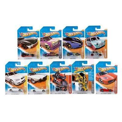 Hot Wheels Autko Metalowe 1:64-46455