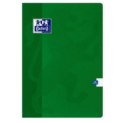 Zeszyt OXFORD ESSE A5 kratka 60 kart. 90g zielony-43117