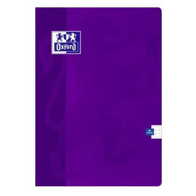 Zeszyt OXFORD ESSE A5 kratka 60 kart. 90g FIOLET-43119