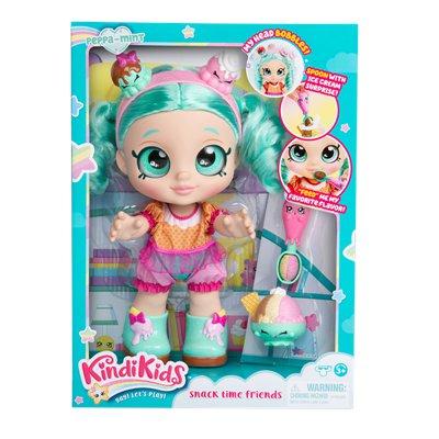 Kindi Kids Peppa Mint Lalka + Akcesoria-45984
