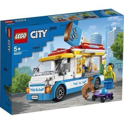LEGO 60253 CITY Furgonetka z lodami-38787