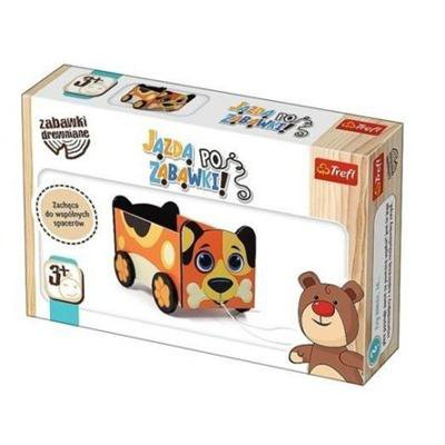 zabawka drewniana - jazda po zabawki-43835