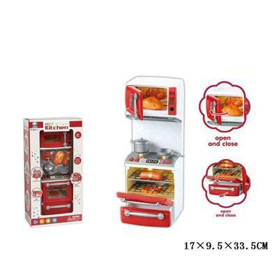 Zestaw kuchenny dla lalek meble kuchenne na bateri-46120