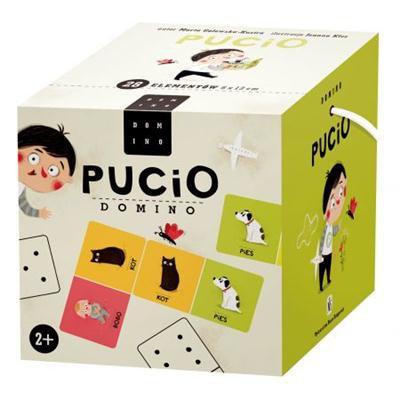 Pucio. Domino gra Nasza Księgarnia-38732