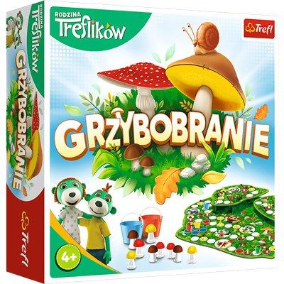 GRA - Grzybobranie Rodzina Treflików 02035-46741
