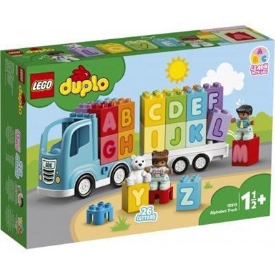 LEGO 10915 DUPLO MY FIRST Ciężarówka z alfabetem-38647