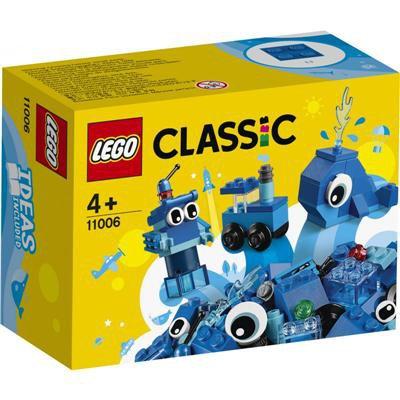 LEGO Classic - Niebieskie klocki kreatywne 11006-46275