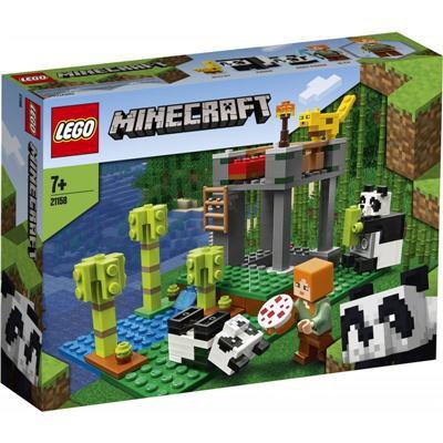 LEGO Minecraft - Żłobek dla pand 21158-46257