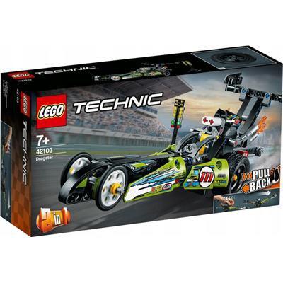 LEGO 42102 TECHNIC Mini Claas Xerion-45302