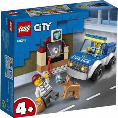 LEGO City - Oddział policyjny z psem 60241-46188