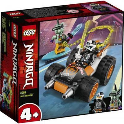 LEGO 71706 NINJAGO Samochód Cole'a-38685