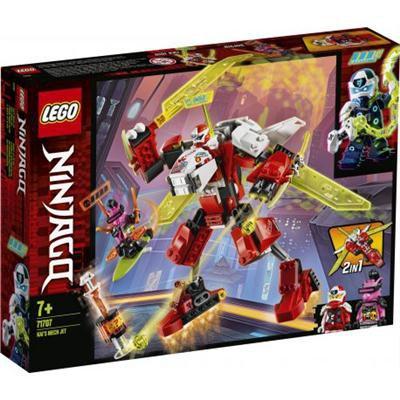 LEGO 71707 NINJAGO Robot odrzutowiec Kaia-38688