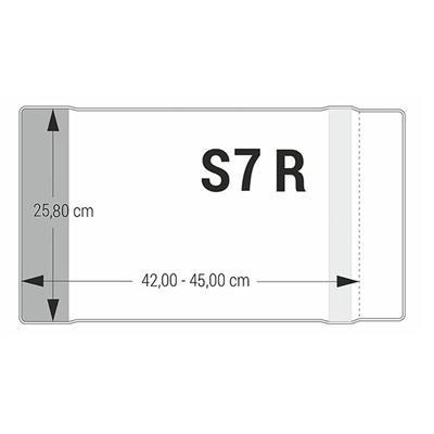 OKŁADKA BIURFOL S7 REGULOWANA OZ-58-43769