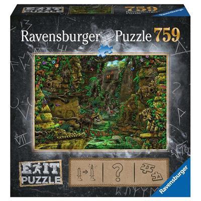 Ravensburger Puzzle Exit: Świątynia w Ankor 759 el-46040
