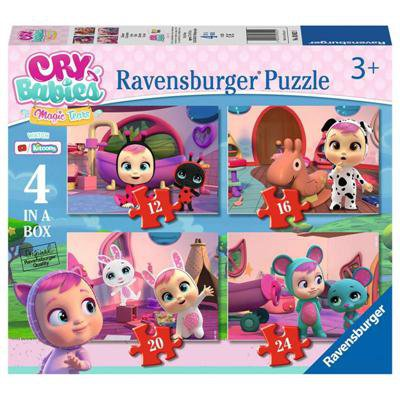 RAVENSBURGER PUZZLE CRY BABIES MAGIC TEARS 72el-46029