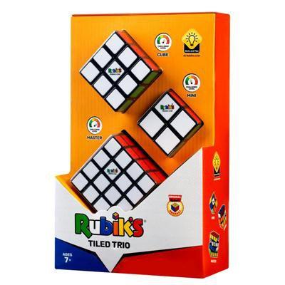 KOSTKA RUBIKA TILED TRIO 2X2 3X3 4X4 RUB3031-46008