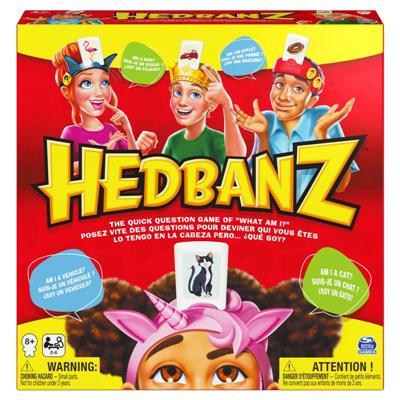 Gra towarzyska Hedbanz: Kim jestem? -47784