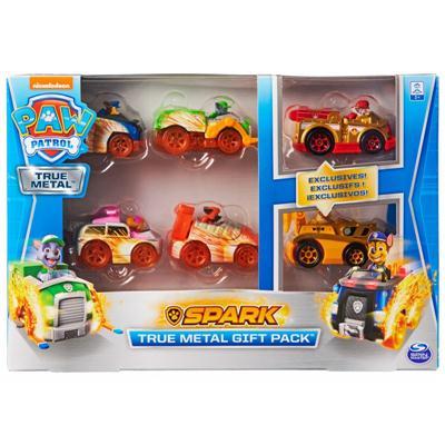 Zestaw pojazdów z Psiego patrolu -47752