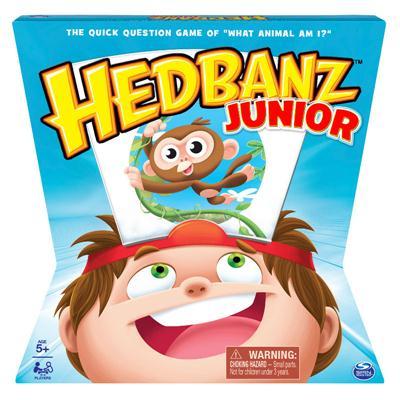 Gra towarzyska Hedbanz Junior: kim jestem?-47755