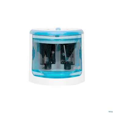 Podwójna temperówka elektryczna Strigo - Niebieska