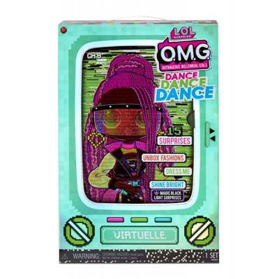 LOL Surprise Lalka OMG Dance Virtuelle -50234