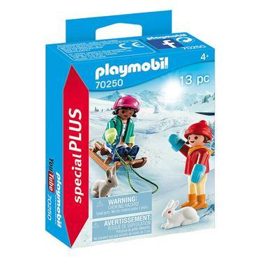Playmobil 70250 Dzieci na sankach