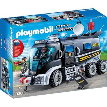 Playmobil 9360 Pojazd jednostki specja. ŚwiatłoDźw