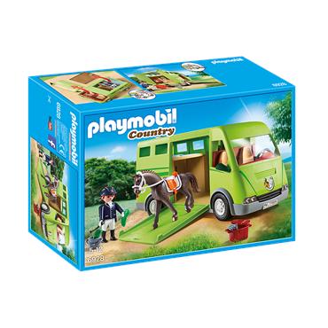 Playmobil 6928 Pojazd do przewozu Koni
