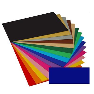 Kreska Karton A4 170 g/m2 Granatowy 20 arkuszy-52116