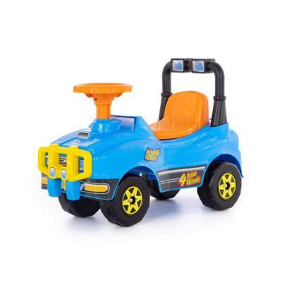 Auto Jeep jeździk Polesie 3910 niebieski-53358