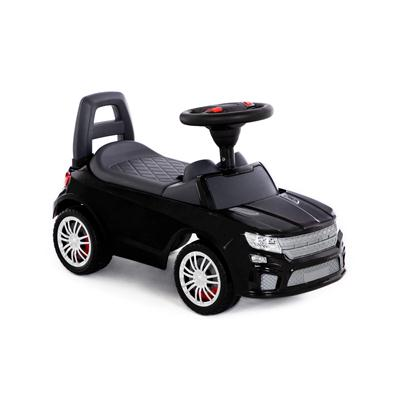 Samochód-jeździk SuperCar Nr6 z sygnałem dźw. czar-53352