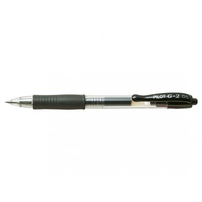 Długopis żelowy Pilot G-2 05 czarny-53439