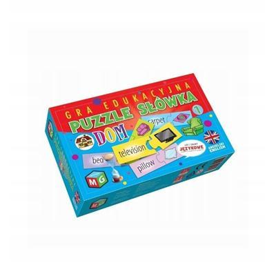 Puzzle słówka Dom-54429