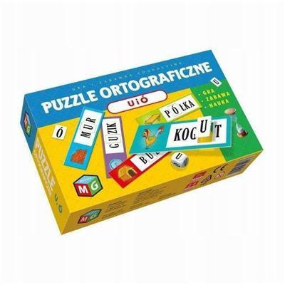 Puzzle ortograficzne U i Ó-54438