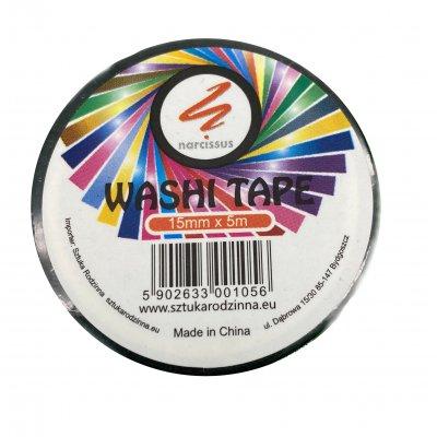 Taśma dekoracyjna Washi Tape Narcissus mix