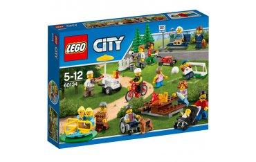 LEGO CITY 60134 ZABAWA W PARKU
