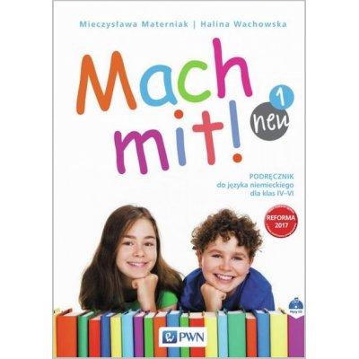Mach mit! 1 Neu. Podręcznik klasa 4