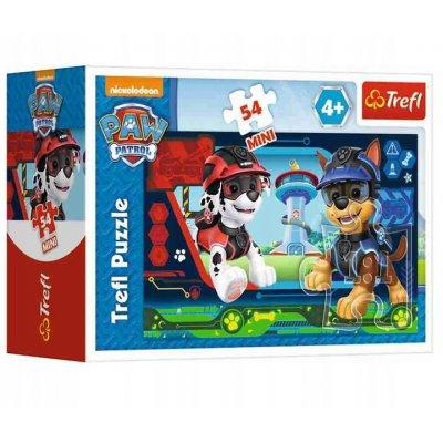 Puzzle 54el Psi Patrol Psia misja 54163 (19601,196