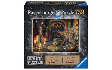 Puzzle Exit Zamek rycerski 759 elementów 199556 RA