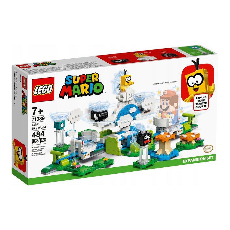 LEGO 71389 SUPER MARIO Podniebny świat Lakitu — ze | a4 zeszyt, a5 zeszyt, akcesoria szkolne, artykuły biurowe, artykuły biurowe hurtownia, artykuły higieniczne, artykuły papiernicze, artykuły papiernicze hurtownia, artykuły szkolne, artykuły szkolne hurtownia, brulion a4, chemia gospodarcza, fajne gry planszowe, fajne zeszyty, format a5 zeszyt, gry dla dzieci, gry planszowe rodzinne, hurtownia artykułów papierniczych, hurtownia artykułów szkolnych, hurtownia papiernicza, interdruk zeszyty, klocki lego, klocki lego dla dziewczynki, kratka zeszyt, książki dla dzieci, książki do szkoły, lego, lego dla 5 latka, ładne zeszyty, najlepsze planszówki, okładka na zeszyt, okładki na zeszyty, opakowania do gastronomii, piórniki, plecaki szkolne, plecaki szkolne hurtownia, plecaki szkolne sklep, przybory do szkoły, przybory szkolne, puzzle dla 2 latka, puzzle dla 3 latka, puzzle dla 4 latka, puzzle i układanki, tanie artykuły biurowe, tanie artykuły szkolne, tanie klocki lego, tanie piórniki, tanie plecaki szkolne, tanie tonery, tanie tusze, tanie tusze do drukarek, tanie zeszyty, tonery, tonery zamienniki, trefl puzzle, tusz do drukarki zamiennik, tusze do drukarek, tusze do drukarek zamienniki, tusze zamienniki, wyposażenie do szkoły, wyprawka do szkoły, zabawki dla dzieci, zestaw zeszytów, zeszyt, zeszyt a4, zeszyt a4 w linie, zeszyt a5, zeszyt b5, zeszyt do szkoły, zeszyt gładki, zeszyt herlitz, zeszyt kołowy, zeszyt w kratkę, zeszyt w linię, zeszyt w twardej oprawie, zeszyt z czarnymi kartkami, zeszyt z kółkami, zeszyt z przekładkami, zeszyt z zakładkami, zeszyty, zeszyty a3, zeszyty a4, zeszyty a5, zeszyty b5, zeszyty dla dziewczynek, zeszyty herlitz, zeszyty na spirali, zeszyty szkolne, zeszyty tematyczne, zeszyty w kratkę, zeszyty z twardą okładką