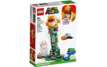 LEGO 71388 SUPER MARIO Boss Sumo Bro i przewracana