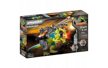 PLAYMOBIL 70625 Spinozaur: Podwójna obrona