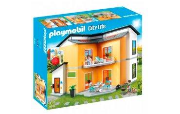 Playmobil 9266 Nowoczesny dom City Life Zestaw