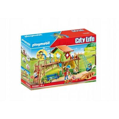 Playmobil - Plac zabaw 70281