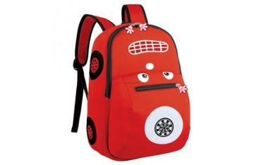 Plecak przedszkolny Auto Czerwony 920505